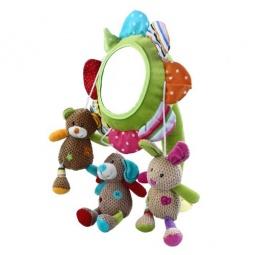 Купить Подвеска-игрушка Жирафики «Веселые малыши»