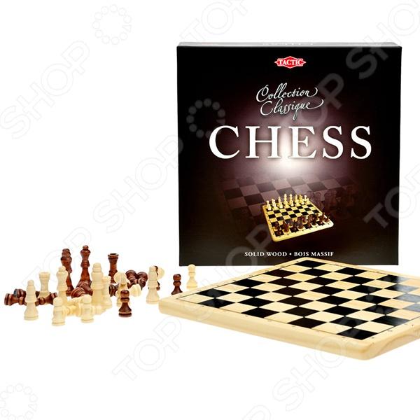 Шахматы Tactic «Коллекционная серия» шахматы уроки лучшей игры