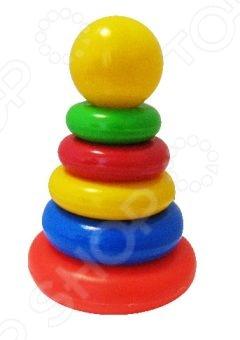 Игрушка-пирамидка Игрушкин «Малышок»