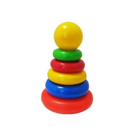 Купить Игрушка-пирамидка Игрушкин «Малышок»