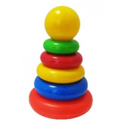 фото Игрушка-пирамидка Игрушкин «Малышок»