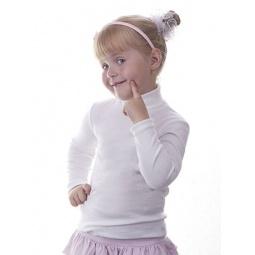 фото Водолазка для девочки Свитанак 857665. Рост: 122 см. Размер: 32