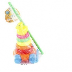 фото Каталка для малыша Shantou Gepai «Пирамида. Утенок»