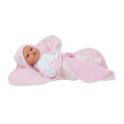 фото Кукла интерактивная Munecas Antonio Juan «Инесса в розовом»