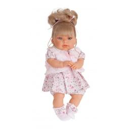 фото Кукла интерактивная Munecas Antonio Juan «Лучия». Цвет: розовый