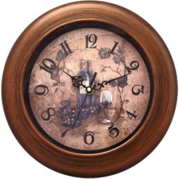 фото Часы настенные Scarlett SC-25 H