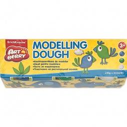Купить Набор пластилина на растительной основе Erich Krause Modelling Dough №3