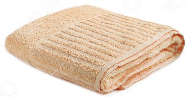 Полотенце банное BONITA «Персик»