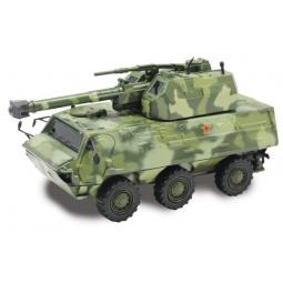Купить Модель бронетранспортера Пламенный Мотор «С танковой пушкой на башне»