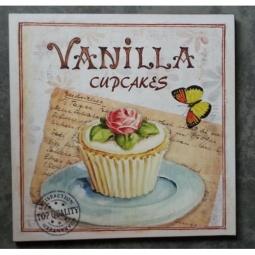 фото Картина Феникс-Презент «Ванильный десерт»