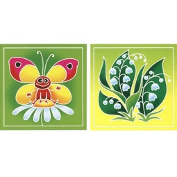 Купить Набор для росписи ткани RTO BK-023/030