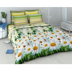Купить Комплект постельного белья Василиса «Ромашковый вальс». 2-спальный