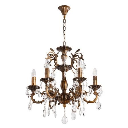 Купить Люстра подвесная MW-Light «Свеча» 301013706