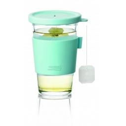 фото Стакан для напитков с крышкой Glasslock GL-1032