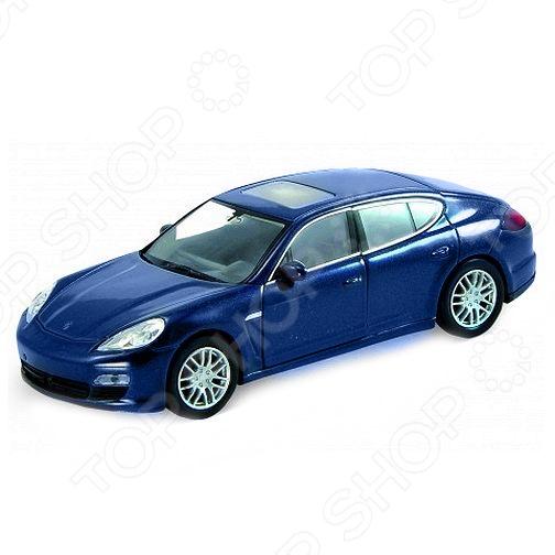 Модель машины 1:24 Welly Porsche Panamera S. В ассортиментеМодели авто<br>Товар продается в ассортименте. Цвет изделия при комплектации заказа зависит от наличия цветового ассортимента товара на складе. Модель машины 1:24 Welly Porsche Panamera S это коллекционная модель, которая является копией настоящего автомобиля. Она изготовлена из металла с элементами пластика. У машинки открываются двери, двигаются колеса. Машинка является отличным подарком не только ребенку, но и коллекционеру. Однако, во время игры с такой машинкой у ребенка развивается мелкая моторика рук, фантазия и воображение.<br>