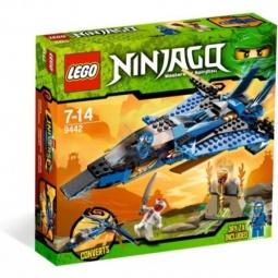 фото Конструктор LEGO Джей и его штормовой истребитель