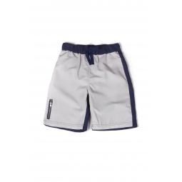 Купить Шорты детские для мальчика Appaman Colorblock Swim Trunks. Цвет: серый