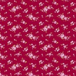 фото Отрез ткани Tilda Мелкие розы