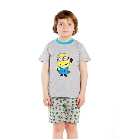 Купить Пижама для мальчика Minions «Привет!»