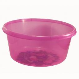 фото Таз IDEA. Цвет: розовый. Объем: 8 л