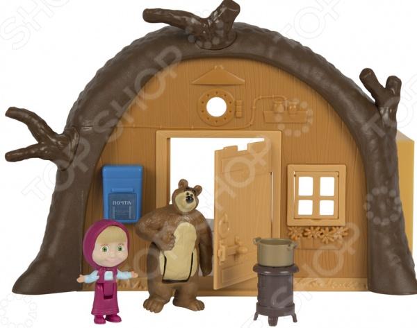Набор игровой для девочки Simba «Домик Миши с фигуркой Миши» платье lusio lusio lu018ewubt88