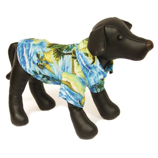 фото Рубашка для собак DEZZIE «Бадди». Размер: 30 см
