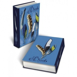 фото Книга-шкатулка Феникс-Презент «Перья»