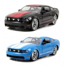 фото Модель автомобиля Jada Toys 2010 Ford Mustang GT- Wheel Saber 8. В ассортименте