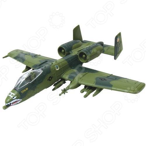 Модель самолета Motormax A10A Thunderbolt II