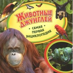 Купить Животные джунглей