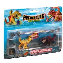 фото Игровой набор Dracco Предазавр с боевым аксессуаром. В ассортименте