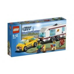фото Конструктор LEGO Дом на колесах