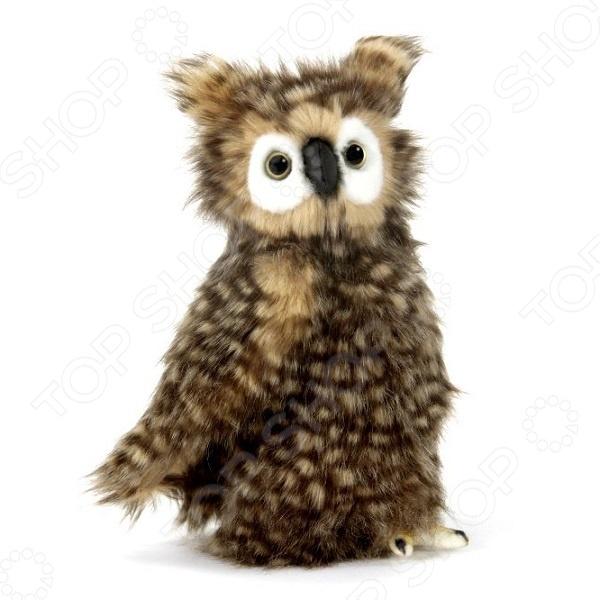 Мягкая игрушка Hansa «Сова» hansa мягкая игрушка сова