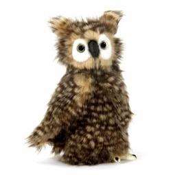 фото Мягкая игрушка Hansa «Сова»