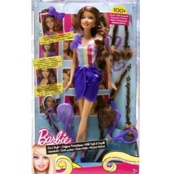 фото Набор аксессуаров для игрушек Mattel Модная прическа. В ассортименте