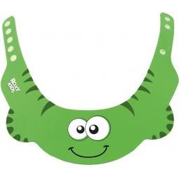 фото Козырек защитный для мытья головы Roxy-Kids. Цвет: зеленый