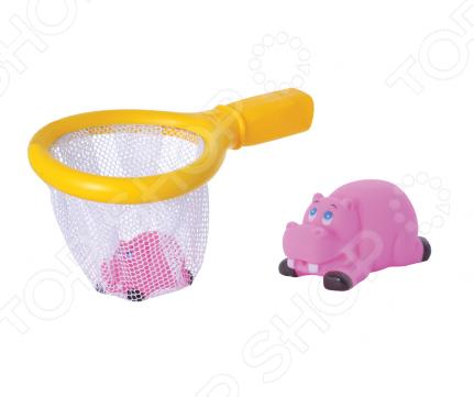 фото Игра для ванной Мир детства «Поймай зверят», Игрушки для ванной
