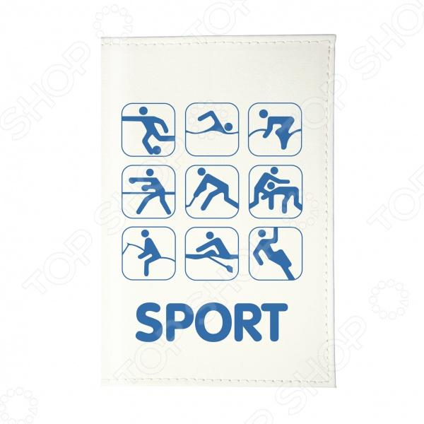 Обложка для автодокументов Mitya Veselkov Sport