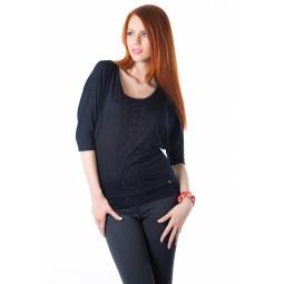 фото Кофта Mondigo 8512. Цвет: черный. Размер одежды: 42