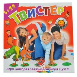 фото Напольная игра Эра «Твистер»