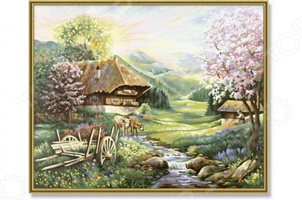 Набор для рисования по номерам Schipper «Весна» все мандалы мира шаблоны для рисования и расшифровка тайных символов