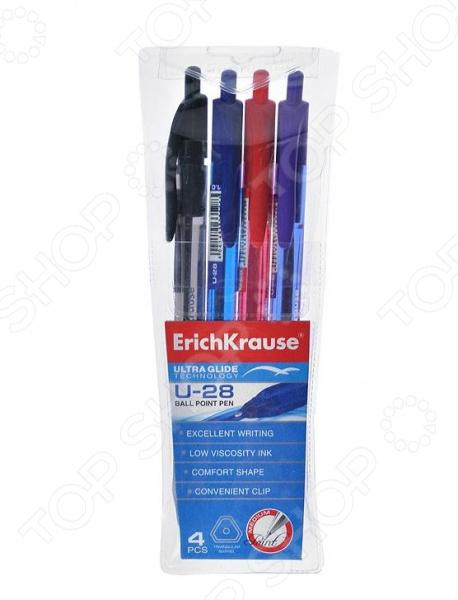 Набор ручек шариковых Erich Krause Ultra Glide Technology