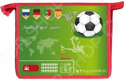 Папка для тетрадей Проф-Пресс «Футбол — лучший спорт»