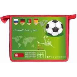 Купить Папка для тетрадей Проф-Пресс «Футбол — лучший спорт»