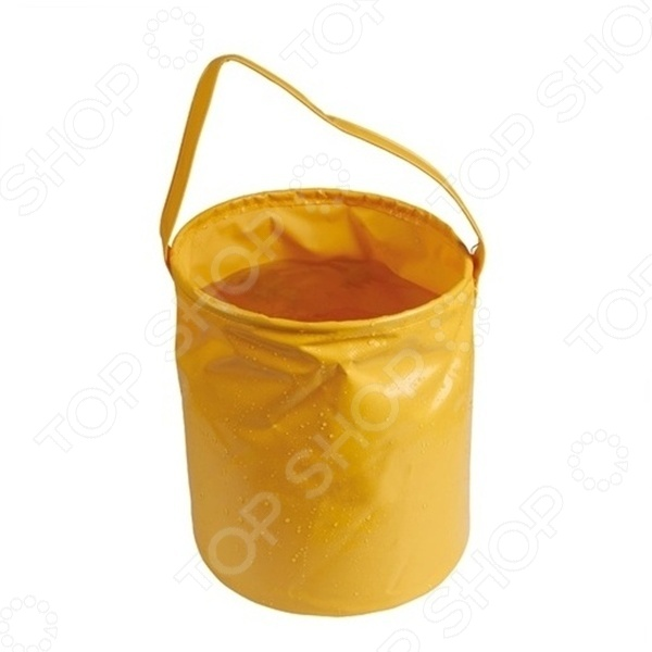 Ведро складное AceCamp Laminated Folding Bucket цена