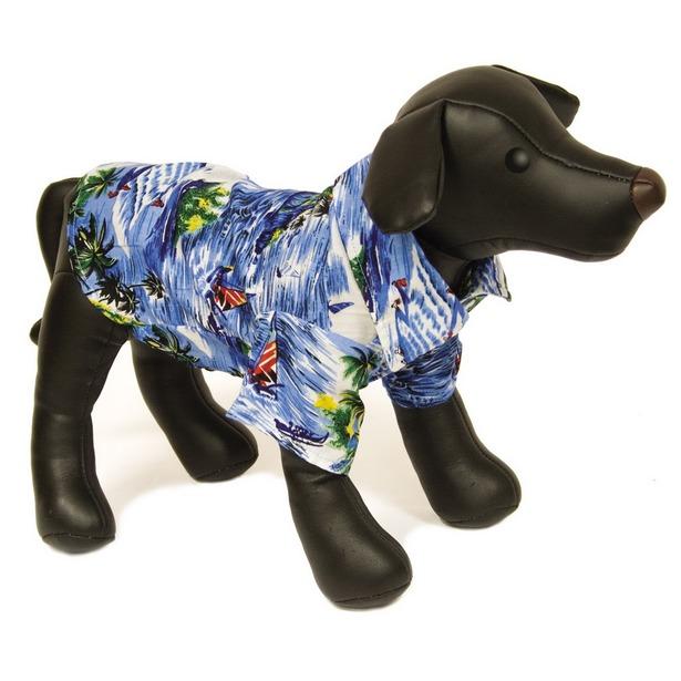 фото Рубашка для собак DEZZIE «Валли»