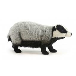 фото Мягкая игрушка Hansa «Барсук европейский»