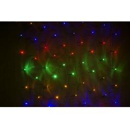 фото Гирлянда-сетка Holiday Classics уличная. Высота: 4 м. Длина: 2 м. Количество лампочек: 480
