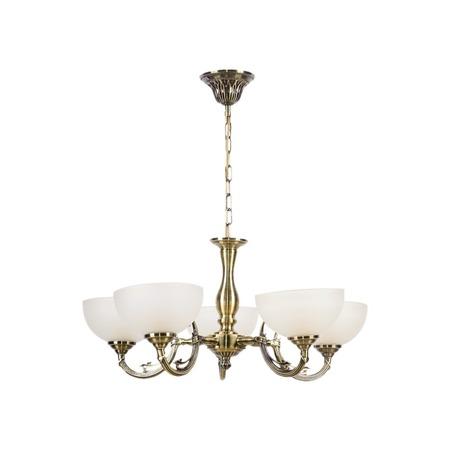 Купить Люстра подвесная MW-Light «Олимп» 318011205