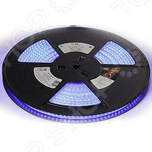 светодиодная Эра 3528-220-120LED-IP67-eco-10m